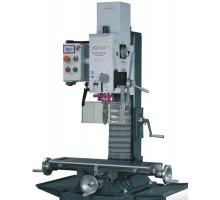 Настольный универсально-фрезерный станок по металлу Оптимум OPTImill BF 30Vario (ISO 30)
