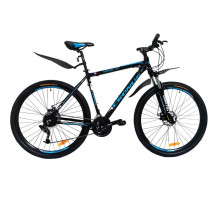 "Велосипед Cronus Diesel X4 29"" 2017 Black-Blue (CRN-18-29-2) 2018"