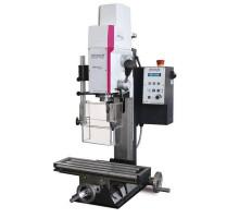 Настольный фрезерный станок по металлу Оптимум OPTImill МН 20 Vario (230V)