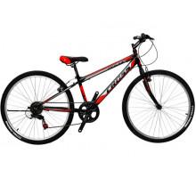 """Велосипед Cross Pegas 26"""" 13 black-red"""