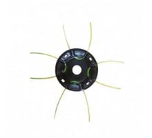 Косильная головка Forte  DL-1105, для восьми режущих поверхностей, сталь