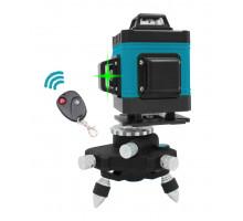 3D линейный лазерный нивелир KRAISSMANN 12 3D-LLA 25 RG Профессинальная линия