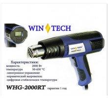 Строительный фен WinTech WHG-2000RT