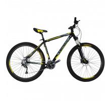 """Горный Велосипед Cronus ProFast 29"""" Black-Green-White (CRN-18-29-6)"""