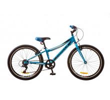 """Велосипед 24"""" Formula COMPASS  14G  Vbr  рама-12"""" St синий   2018"""