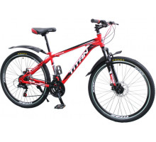 "Велосипед Titan Focus 26"" 15"" red-black-white"