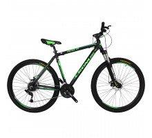 "Велосипед Cronus Diesel X4 29"" Black-Green (CRN-18-29-1) 2018"