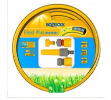 Шланг Hozelock Flexi Plus 20 м 12.5 мм + набор 2352