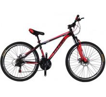 "Велосипед Titan Focus 26"" 15"" black-red-white"