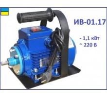 Вибратор глубинный ИВ-01.17