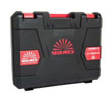 Кейс для дрилі-шуруповерта аккум Vitals Professional AU 1860Pbt BS SmartLine