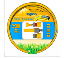 Шланг Hozelock Flexi Plus 20 м 19 мм + набор 2352
