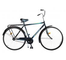 """Велосипед 28"""" УКРАИНА LUX, модель 64 (Черный)"""