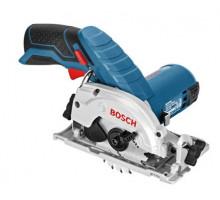 Аккумуляторная циркулярная пила Bosch GKS 10,8 V-LI Professional 06016A1001