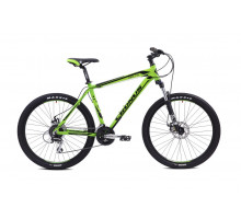 Велосипед Cronus HOLTS 2.0 (2016) (Рама 21)зеленый/черный матовый.