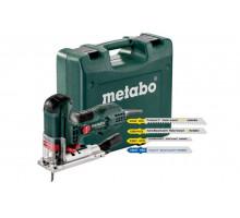 Лобзик Metabo STE 100 Quick + 20 полотен (601100900)
