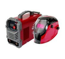 Комплект зварювальний апарат Vitals B 1600DK+ Маска зварювальника Vitals Master 2500 (1+1)