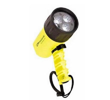 Фонарь для дайвинга ручной Princeton TecShockwave LED неоновый/желтый