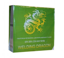 Проволока Welding Dragon ER 308 0.8 мм 1 кг D100