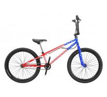 """Велосипед Titan Bmx Endo 24""""20,5"""" Красный-Синий-Белый"""