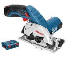 Аккумуляторная циркулярная пила Bosch GKS 10,8 V-LI Professional 06016A1000