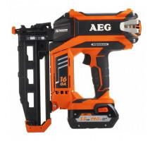 Аккумуляторный степлер AEG B16N18-0