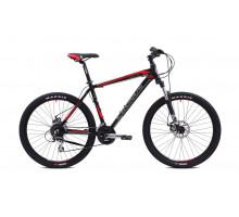 Велосипед Cronus HOLTS 2.0 (2016) (Рама 19) чёрный/серый/красный матовый