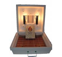 Инкубатор Рябушка-2 ИБМ-70 на 70 яиц с мех.+аналог.,Литой корпус пенопласта,+ ТЭН