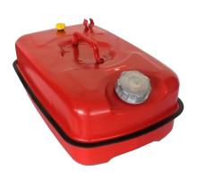 Металлическая горизонтальная канистра FORTE для ГСМ на 20 литров