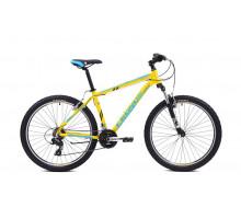 Велосипед Cronus COUPE 2.0 (2016)(жёлтый/синий/чёрный матовый)