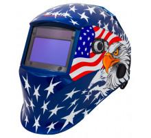 Маска сварщика ARTOTIC SUN7 Американский флаг (WH-0010)