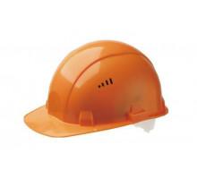 Каска строительная Украина (цвет оранжевый) (PK-0002 )