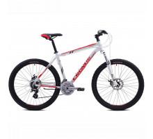 Велосипед CRONUS COUPE 3.0 (Рама 19) белый/красный
