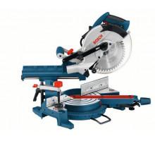 Пила торцовочная BOSCH GCM 800 SJ Professional (0601B19000)