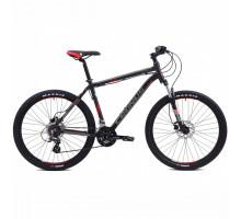Велосипед CRONUS COUPE 4.0 (Рама 21)темно-серый/красный матовый