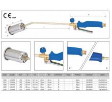 """Горелка пропан М5019"""" с клапаном код К60WH с пьезоподжигом (AG-0028)"""