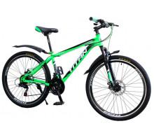"""Велосипед Titan Focus 26"""" 15"""" green-black-white"""