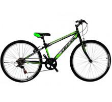 "Велосипед Cross Pegas 26"" 13 black-green"