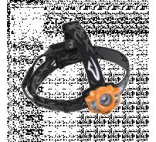 Фонарь налобный туристический Princeton Tec Apex Rechargeable LED оранжевый