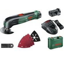 Аккумуляторный многофункциональный инструмент BOSCH PMF 10,8 LI 06031019250,8 V-LI Professional (060185800J)