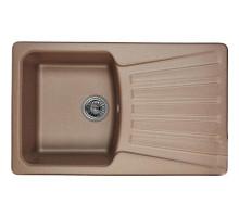 Кухонная мойка MINOLA MPG 1150-80 эспрессо