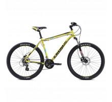 Велосипед CRONUS COUPE 4.0 (Рама 19) желтый/чёрный